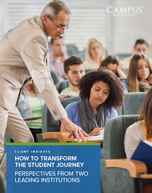 How to Transform the Student Journey