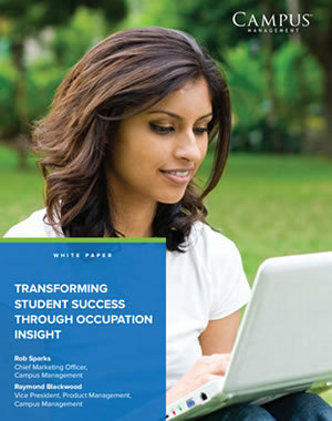 Transform Student Success Through Occupation Insight